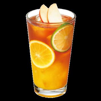 摩斯紅茶加檸檬片